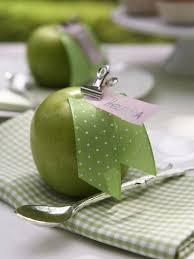 ... green apple decor theme ideas for dinner decoration ...