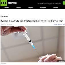 Russland Masern Panik Und Kreuzzug Gegen Impfgegner Impfen Nein