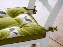 high end kitchen chair cushions. kitchen chair cushions griping seat with ties high end e