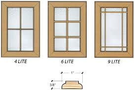 glass cabinet door styles. Seven Beautiful Flat Panel Designs To Choose From (click On Images Enlarge). Glass Frame Cabinet Door Styles A