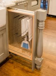 Kitchen Food Storage Cabinets Pet Food Storage Cabinet With Bowls Slide In Drawer Hooks Best