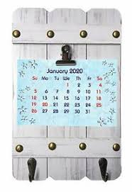 2020 16 Calendar Printable Details About 2019 2020 16 Months Wall Calendar Fashion Frame Board Edition 2