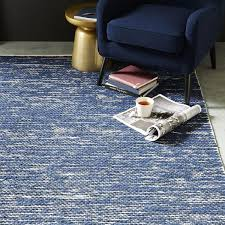 navy striped rug inspirational west elm painter s cotton wool rug