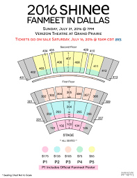 Dont Forget To Get Your Tickets To The 2016 Shinee Fanmeet