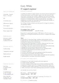 Technical Support Resume Sample Technical Support Resume Samples
