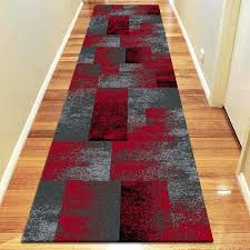 red black and grey rugs red black grey beige abstract patchwork modern rug runner red black and grey rugs