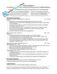 Merchandiser Resume Textile Merchandiser Resume Example Cv How To Write Process Essays 30