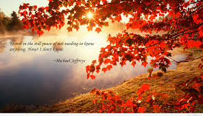 Beautiful Fall Quotes Best of Quotes About Fall Amdo