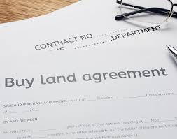 Purchase Agreement Contract Fascinating Land Contract A Surprising Mortgage Alternative Bankrate