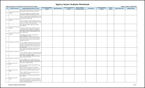 Printable Account Ledger