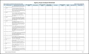 Printable Account Ledger