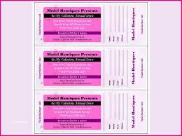 Valentine Banquet Ticket Template Prettier Raffle Flyer Template