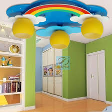 lighting for baby room. Children\u0027s Bedroom Ceiling Child Led Creative Baby Room Cartoon Rainbow Lights Lamp-in Kitchen Sinks From Home Improvement On Aliexpress.com Lighting For R