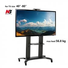 mobile tv stand with mount. Mobile TV Stand With Mount For 55 On Tv