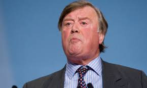 Kenneth Clarke, the justice secretary: 'When I heard this morning that the home secretary had apparently disagreed with me, I looked at what she had said ... - Kenneth-Clarke-the-justic-001