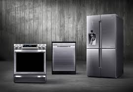Kitchen Appliance Packages Canada Tiles Samsung Kitchen Appliances Dark Wood Coastal Tiles Porcelain