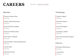 Job Posting Site Customize Any Career Site With Restful Job Posting Api Smartrecruiters