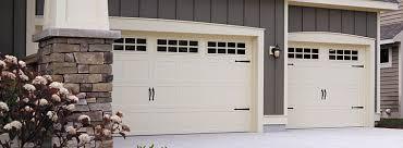 choosing a color for garage doors