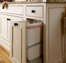 waste bin kitchen cupboard