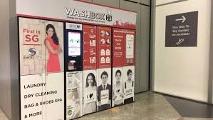 Vending Machine Franchise Singapore Inspiration Rise Of The Vending Machines In Singapore Vending Design