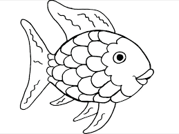 Small Fish Template Large Fish Printable Template Free Bowl Pattern Approved Cut Out