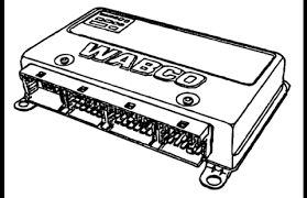 wabco e version ecu identification