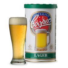 coopers beer kit profiles