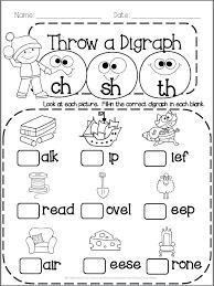 Blending Words Kindergarten Literacy And Segmenting Cvc Worksheets ...