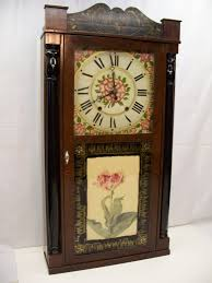 30 hour wooden works clock