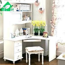 White Desk For Bedroom Bedroom Modern White Desk Small Writing Desk ...