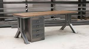 Vintage Industrial fice Furniture