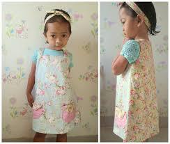 Apron Dress Pattern Enchanting Toddler Pinafore Dress Pattern Megan By Frocks Frolics