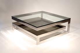 Ashley Furniture Modern Square Coffee Table