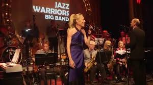 Jazz Warriors Big Band - Let's Do It Fall In Love 10/04/2014 - YouTube