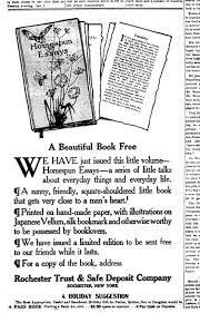 blog photoseed homespun essays newspaper ad 1906 6sw