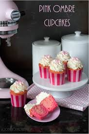 Pink Ombre Swirl Cupcakes Goodie Godmother