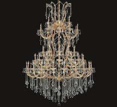 maria theresa collection 85 light extra large crystal chandelier facebook share