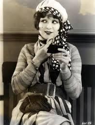 1920s makeup with clara bow