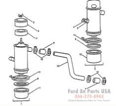 electrical schematic for 12 v ford tractor 8n google search 8n 8n Ford Tractor Wiring Diagram 12 Volt ford 8n 09d01 air cleaner 8n ford tractor wiring diagram for 12 volt