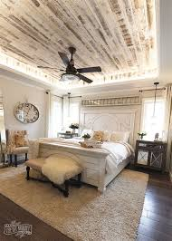 Stylish farmhouse master bedroom decor ideas Modern Farmhouse Modern Farmhouse Bedroom Decorating Ideas Modern French Country Farmhouse Master Bedroom Design Ic Absolutions 50 Delightfully Stylish And Soothing Shabby Chic Bedrooms Modern