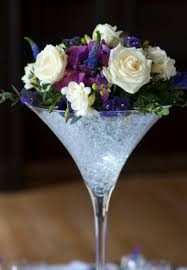 Fabulous Wedding Reception Centerpiece Ideas You Should See Now Wine Glass  Vase Flower Arrangement