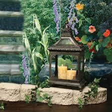 oxford garden lantern outdoor candle
