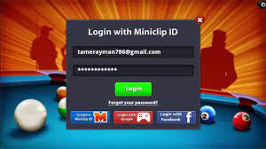 my account 8 ball pool hacked you