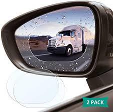 Car <b>Rearview</b> Mirror Protective <b>Film</b>, 2 Pack ACETEND <b>Waterproof</b> ...