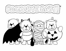 Small Picture Halloween Pages Free Printable Ghost For Free Kid Halloween