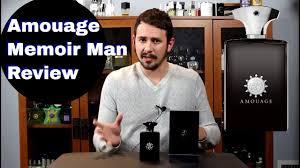 <b>Amouage Memoir</b> Man Fragrance Review - YouTube