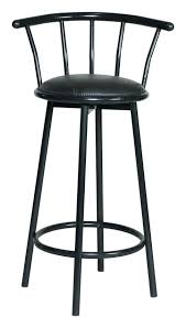 30 inch bar stools with back. Bar Stool 30 Inch Stools With Backs Swivel Black Leather Back