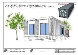 container house plans.  House Container Homes Plan Series U2013 1 2 X 40u2032  Shipping Home  Plans How To Plan Design And Build Your Own House Out Of Cargo Containers For H