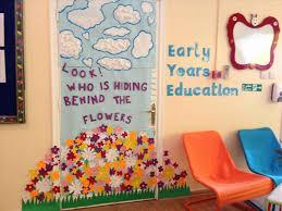 room door decorations. Toddler Room Door Decor Fresh Spring Decorations For Preschool