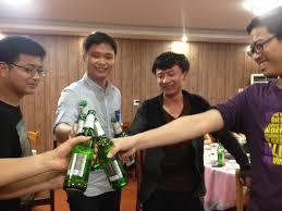 Tea Weekend Writer – Traveler Graduation Drinker